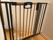 Treppenschutzgitter Kinder-Absturzsicherung für Treppen von