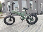 MATE-X 750W Klapp-E-Bike