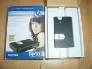 Sweex Kartenleser - USB 2 0