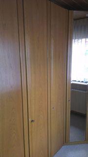 Kleiderschrank 6 Türen Eckschrank mit