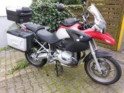 BMW R 1200 GS mit