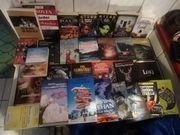 Konvolut Bücher Bücherkiste mit verschiedenen