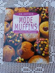 Neuwertiges modernes Backbuch Mode Muffins