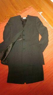 Business Kostüm Rock Jacke Jacket