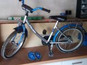 Kinder Polizei Fahrrad