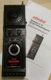 Handfunkgerät Stratofon P-12
