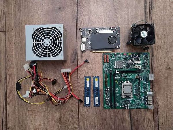 Medion PC Hardware Motherboard CPU