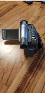 Sony DCR-HC35E Camcorder mit Zubehör