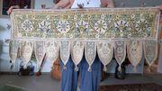 hand gewebter türkischer Wandteppich