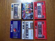 Audiokassette Leerkassettte NEU OVP