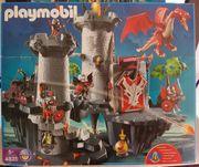 Playmobil Ritter 4835 Große Drachenburg