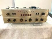 Fisher 400Cx-2 Vorverstärker Teile Resotration