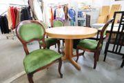 Tisch mit Stühlen Esstisch - HH09079