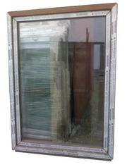 Kunststofffenster Fenster 110x150 cm bxh