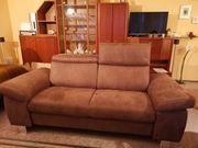 3 tlg Sitzgarnitur Couch 2