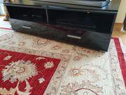 TV Tisch mit Fächer