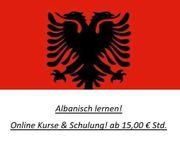 Albanisch - Online Schulung von Dipolm