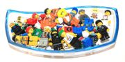 Lego Figuren viele versch zB