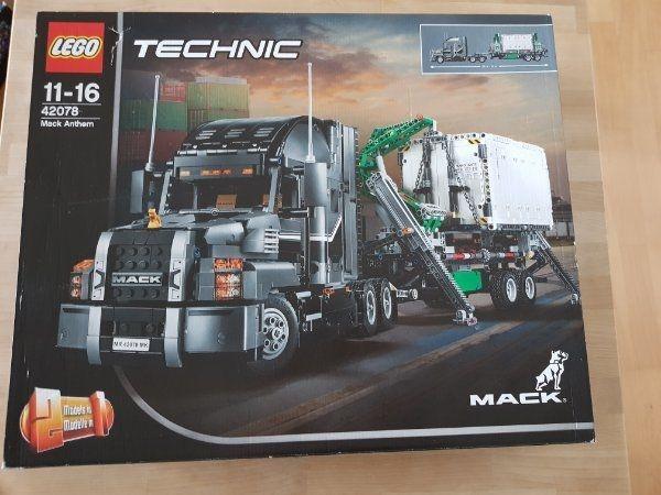 LEGO 42078 - Mack Anthem - Serie