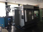 Maho MH600C Fräsmaschine CNC