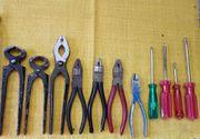 Werkzeuge Zangen Seitenschneider