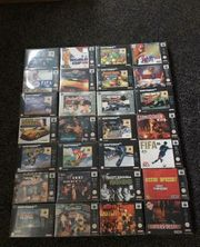 N64 NINTENDO Collection Console Spiele