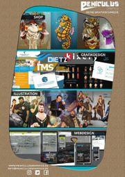 Webdesign - Grafikdesign - Illustration