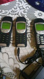 Drei Nokia 6210 Gebraucht