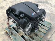 BMW S85 Motor V10 Motor