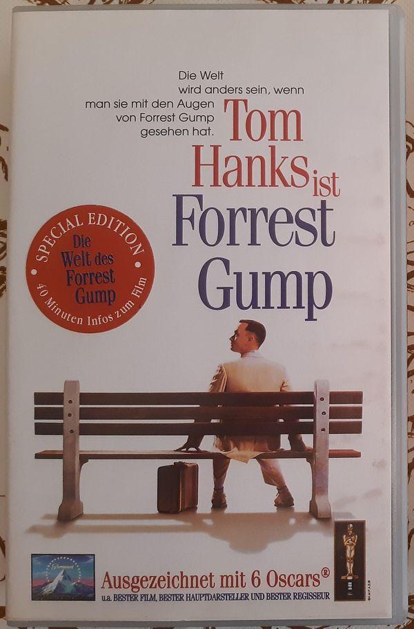 Forrest Gump - Film - VHS