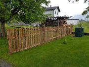 staketen Holz zaun