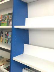 KOSTENLOS Bücherregale viele diverse Regale
