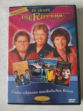 CDs, DVDs, Videos, LPs - Die Flippers CD-Sammlung zu verkaufen