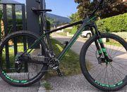 Carbon Mountainbike ca 9 4kg