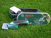 BOSCH - Akkuschere
