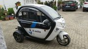 Elektrofahrzeug Elektromobil 2 Sitzer Trivelo