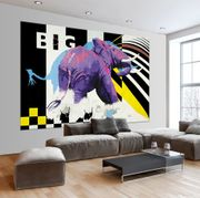 BIG 5 - Fünf Gemälde im