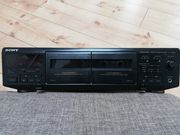 Sony Cassettendeck TC-WE405