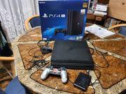 PS4 Pro 1TB 1TB festplatte