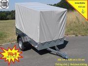 STEMA - Anhänger 750 kg OPTI