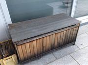 Große Gartentruhe Kissenbox Auflagenbox Wetterfest
