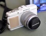 Olympus PEN E-P3 Systemkamera inkl