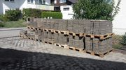 Pflastersteine Steine Beton Wabenstein 84m2