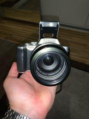 Panasonic Lumix DMC-FZ20 inkl Zubehör