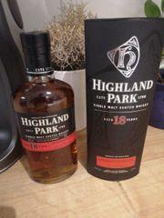 Highland Park 18 alte Abfüllung