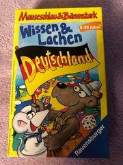 Wissen Lachen Deutschland