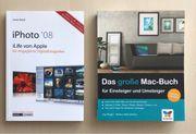 2 Apple-Mac-Fachbücher - iPhoto 08 Das