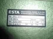 Absauggebläse Esta - RG200