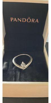 Pandora Ring Diadem Wishbone 925