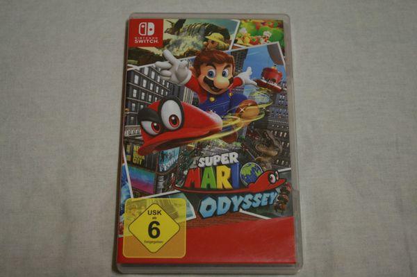 Super Mario Odyssey für Nintendo